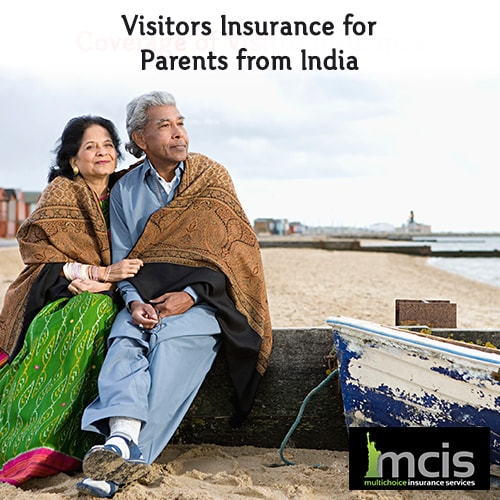 Visitors Insurance for Parents from India-image
