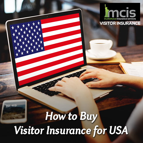 How to Buy Visitor Insurance for USA