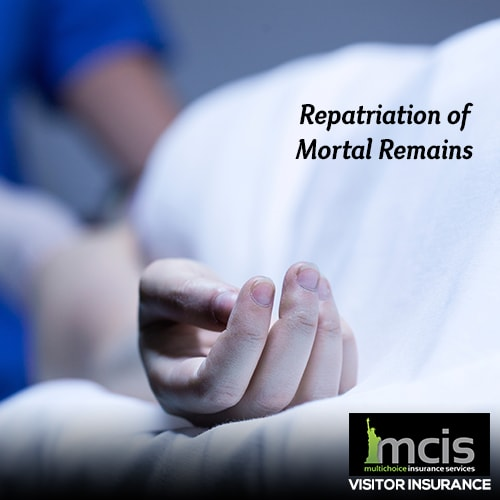 Repatriation of Mortal Remains