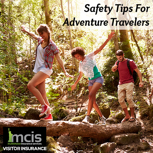 Safety Tips for Adventure Travelers