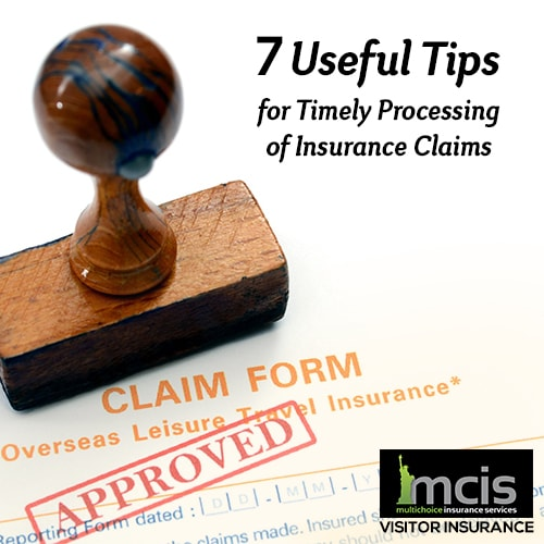 7 Useful Tips for Timely Processing of Insurance Claims