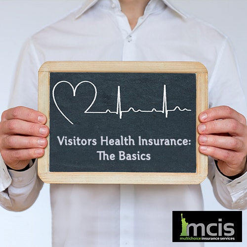 Visitors Health Insurance-The Basics-Image